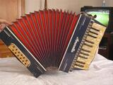Accordeon ancien des annees 1950