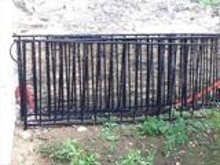 Balustrade rambarde ancienne for Balustrade fer forge
