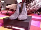 Bottines homme 43 neuves grises beatwear liverpool