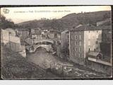 CPA 63 Carte Postale Ancienne OLLIERGUES 63880
