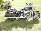 HARLEY DAVIDSON ROAD KING FLHR 1450 2006