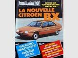 L AUTO JOURNAL 1982 VENDU A L UNITE OU LOT VOIR PHOTOS