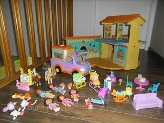 Maison Dora parlante et nombreux accessoires