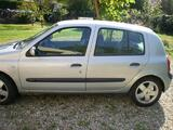 Renault clio 2 privilege 1,5 dci 4 ch comsommation 4;5